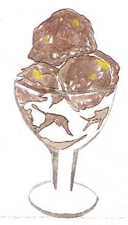 Chaga Ice Cream Recipe