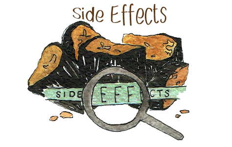 Chaga side effects