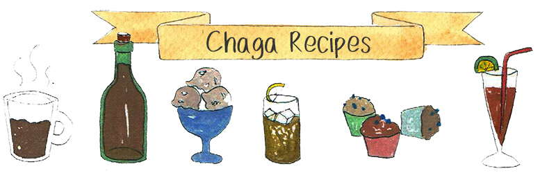 Chaga different recipes