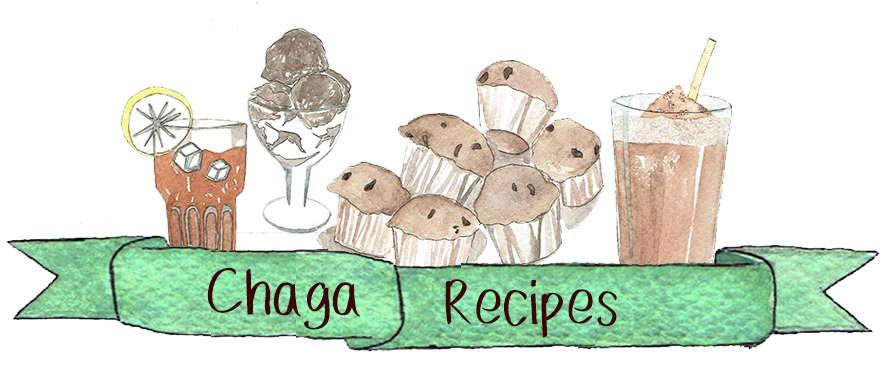 Chaga mushroom recipes