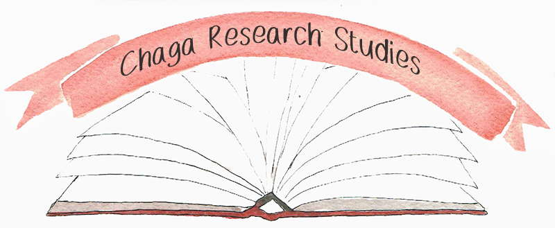 Chaga Research studies