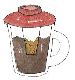 Chaga tea recipe
