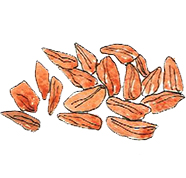 Goji berries are well-known antioxidants.