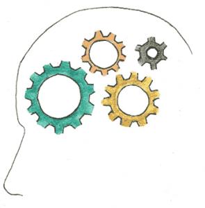 Chaga and cognitive skills